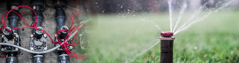 Automatische Bewässerungssysteme - Grundstückspflege Leipzig