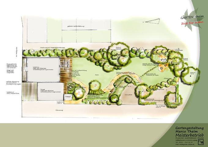 gartenplanung gartengestaltung der weg zum traumgarten. Black Bedroom Furniture Sets. Home Design Ideas